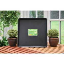 Garland Black Tray 100 x 100 x 12cm