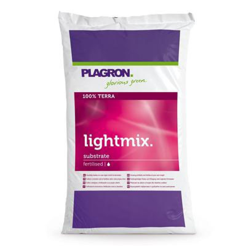 Plagron Light-Mix avec Perlite 50 l