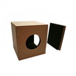 Geluiddempende Box 125 mm
