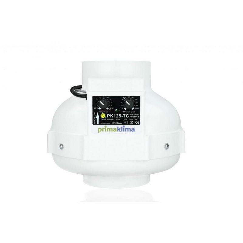 Prima Klima 400 m³/h Thermostat