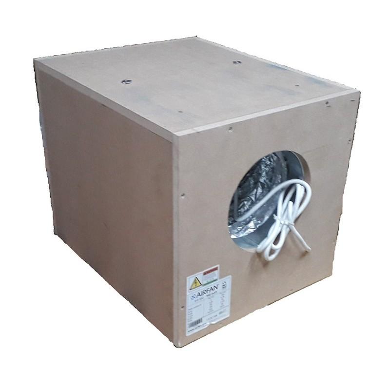 Extractor Box 750 m³/h