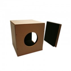 Soundproof Casing 150 mm