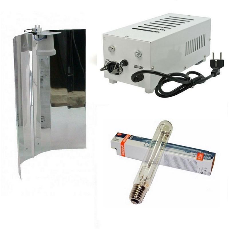 Compete light 400 Watt Optilight Osram Nav-T Super Son-T-Plus
