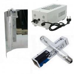 Complete light 600 Watt Optilight Philips Greenpower