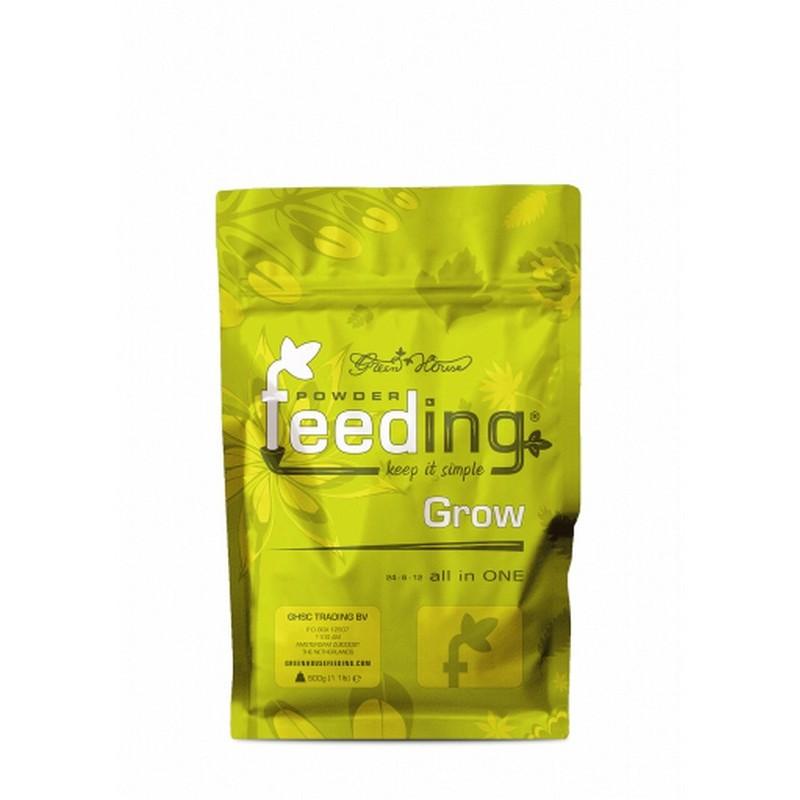 Green House Powder Feeding Grow 500 gr