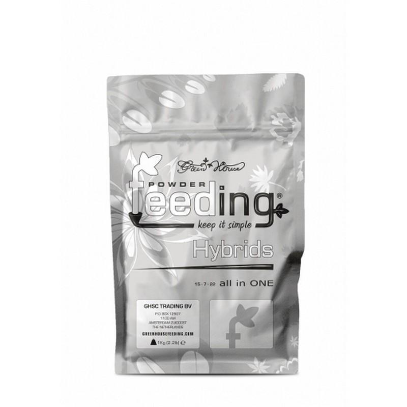 Green House Powder Feeding Hybrids 1 kg