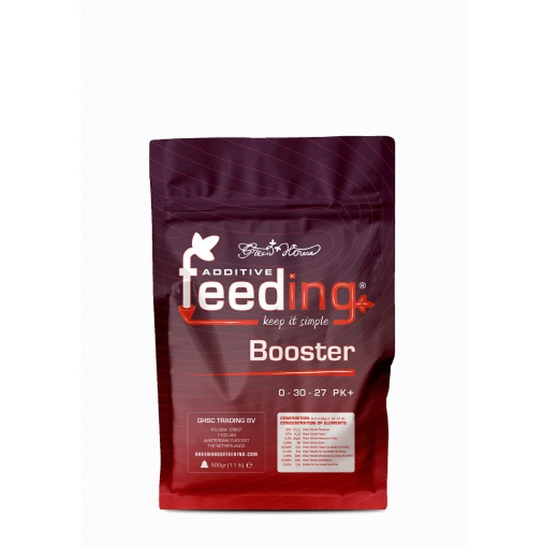 Green House Powder Feeding Booster PK+ 500 gr