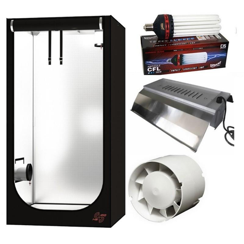 Grow Pack Base Lamp Eco 300 Watt