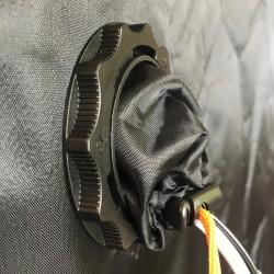 Kabelflens Enkel Ø 70 mm