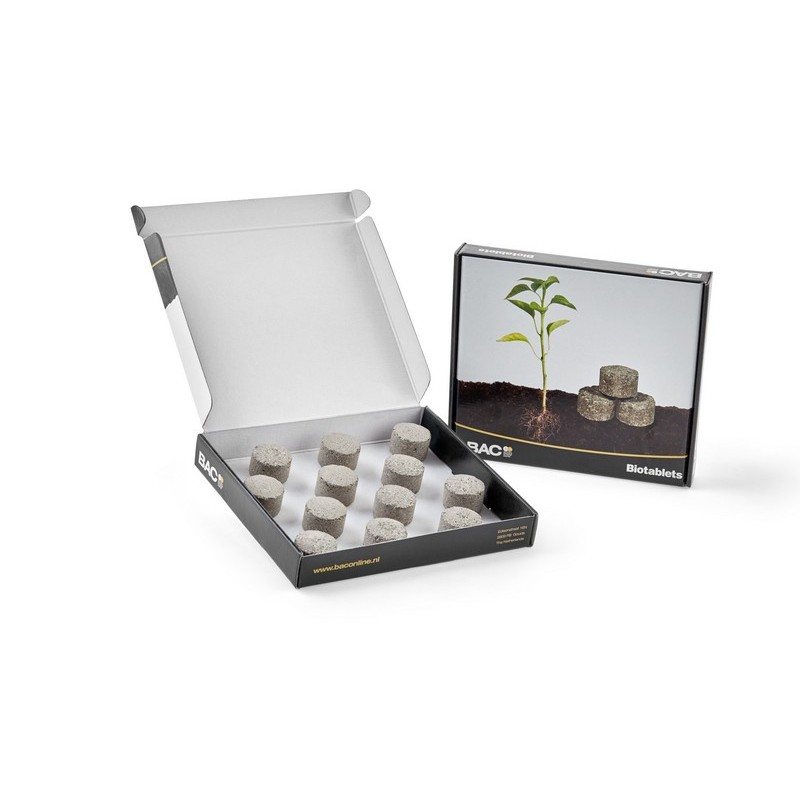 BAC Bio Tablets 12 pièces
