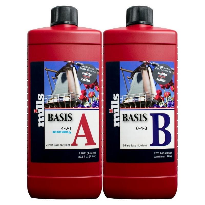 Mills Basis A/B 2 x 1 l
