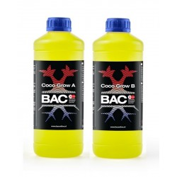 BAC Croissance Coco A/B 2 x 1 l
