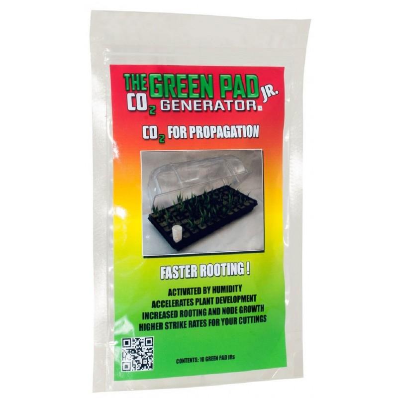 Green Pad CO2 Generator Junior