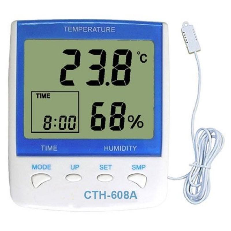 Thermomètre - Hygromètre Deluxe