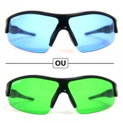 Bescherm Bril LED-HPS-CMH