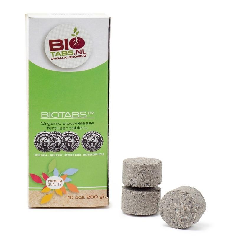 Biotabs Fertiliser Tablets 10