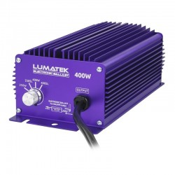 Lumatek Digital Ballast 400 Watt Dimmable+Superlumens