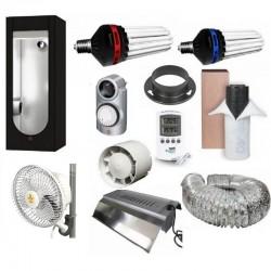 Kweek Kit Compleet Lamp Eco 125 Watt - 1