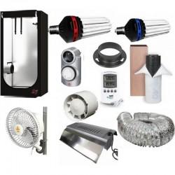 Kweek Kit Compleet Lamp Eco 200 Watt - 1