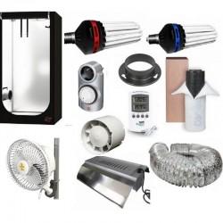Kweek Kit Compleet Lamp Eco 300 Watt - 1