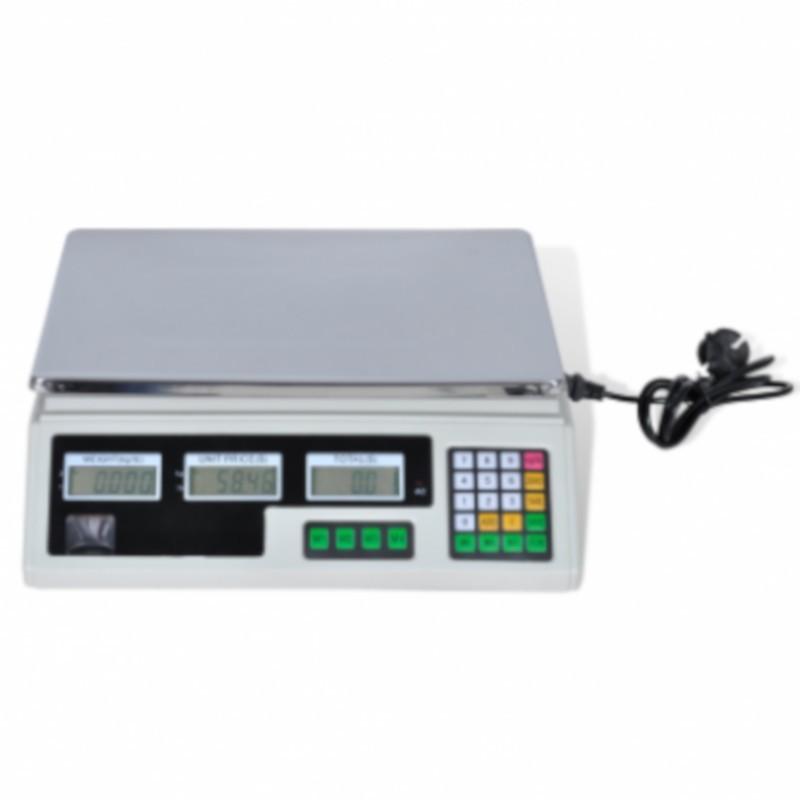 Precision Scale Cli-Mate 1g/15kg