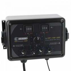 Cli-Mate Twin Controller Humi 4+4 Amp - 1