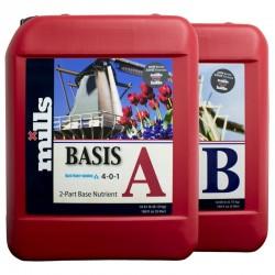 Mills Basis A/B 2 x 20 l