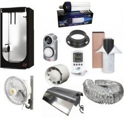 Pack Complet Lampe Éco 250 Watt