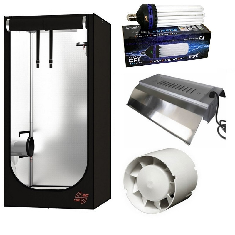 Grow Pack Base Lamp Eco 250 Watt