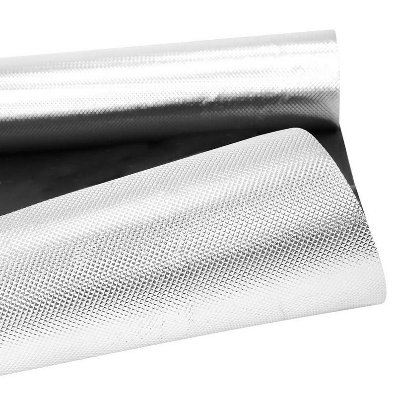 Mylar Superplant Diamond Black 1.2 x 7.5m