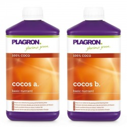 Plagron Cocos a+b 2 x 1l