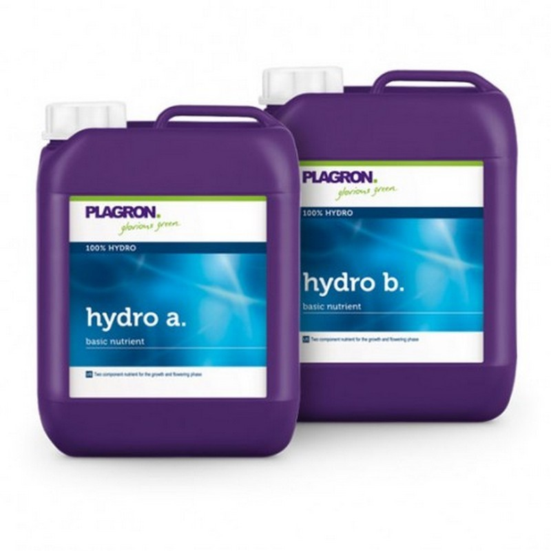 Plagron Hydro a+b 2 x 5l