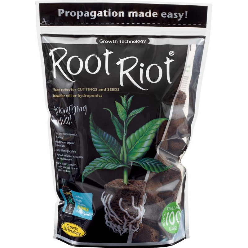 Root Riot 100 Pièces