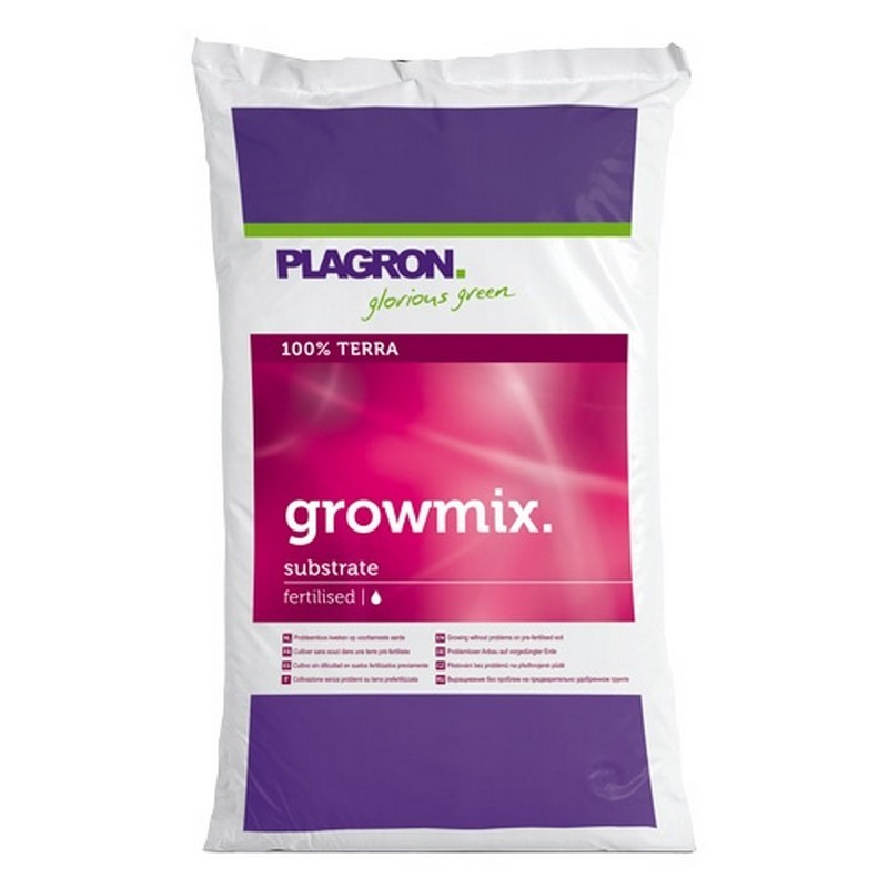 Plagron Grow-Mix met Perliet 50 l