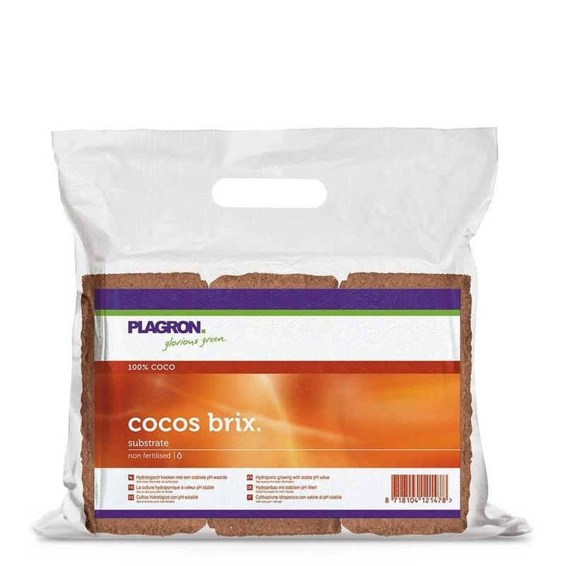 Plagon Coco Brix 7l x 6