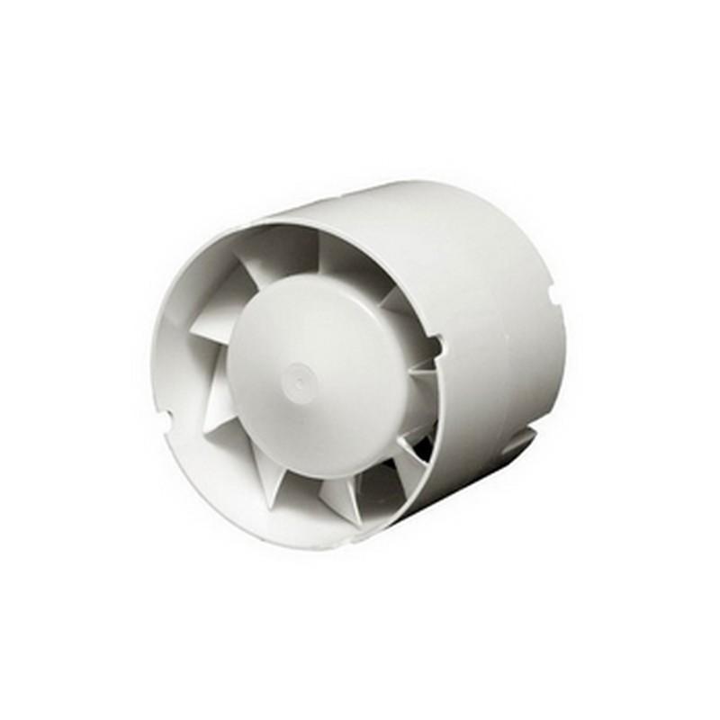 Buisafzuiger Ø125 mm 185 m³/u