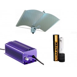Kit Eclairage 400 Watt Lumatek A-Just-A-Wing Avenger