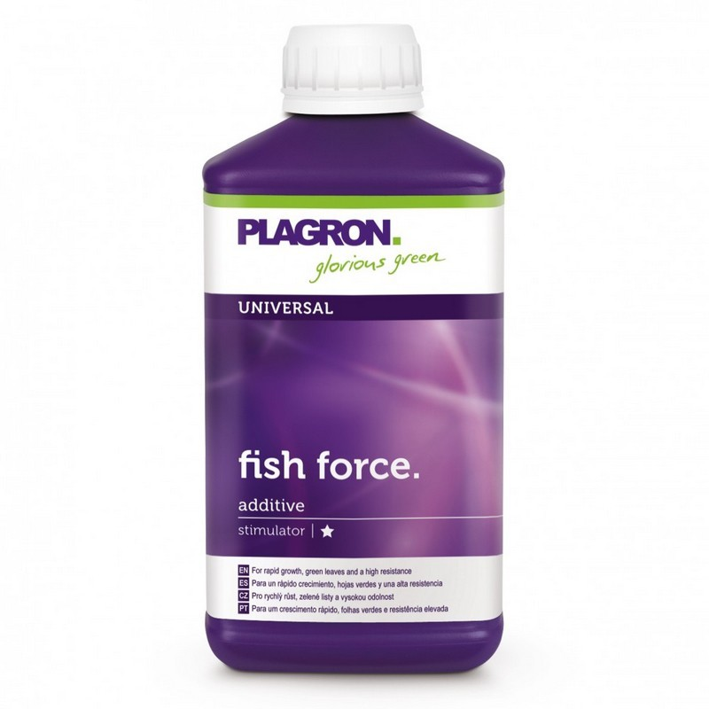 Plagron Fish Force 0.5l