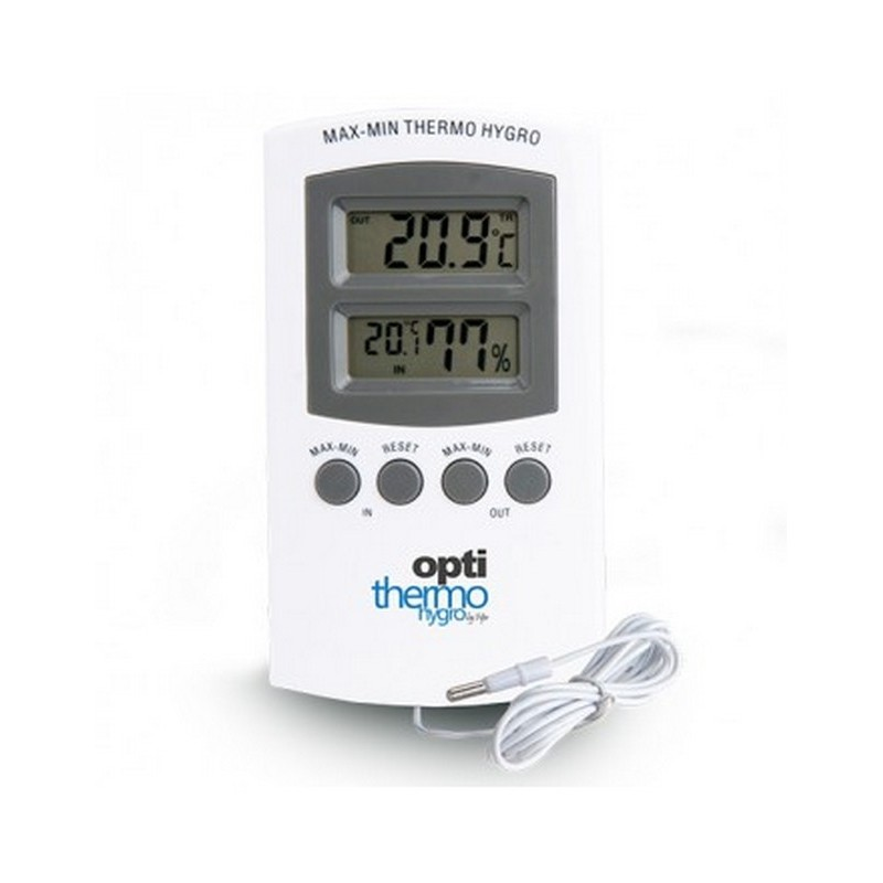 Thermomètre - Hygromètre avec Sonde