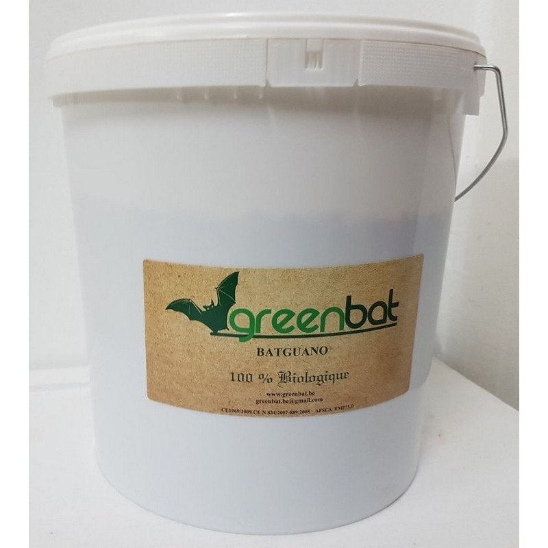 Greenbat Pellet 5 kg