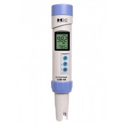 HM Digital Waterproof Testeur EC/TDS/Temp COM-100