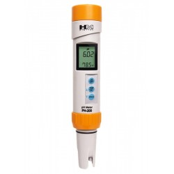 HM Digital Waterproof Tester PH et Temperatuur PH-200